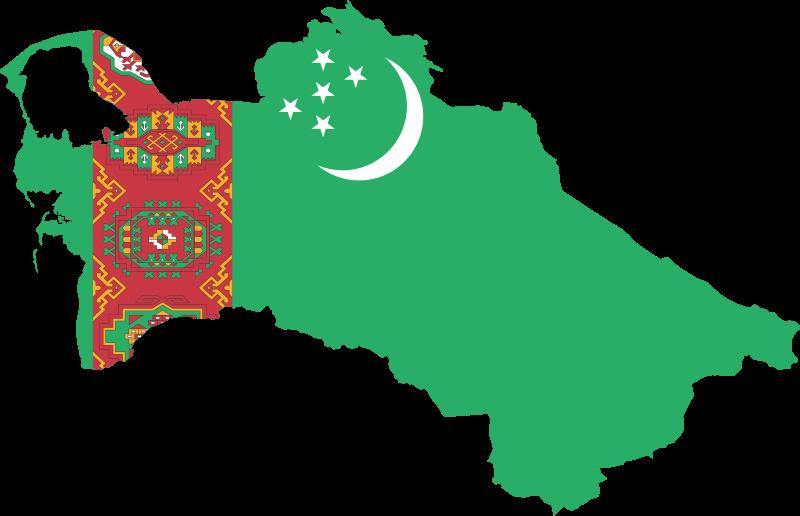 National Flower of Turkmenistan